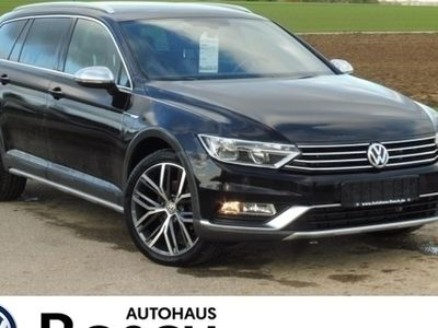 gebraucht VW Passat Alltrack Variant 4Motion 2.0 TDI DSG AHK