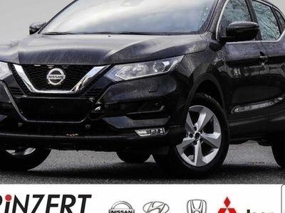 gebraucht Nissan Qashqai 1.3 DIG-T MT 'Acenta' Navi Rückfahrkamera, Neuwagen, bei Autohaus am Prinzert GmbH