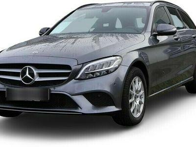 gebraucht Mercedes C200 T LED Navi Kamera PDC Sitzheizung Tempomat
