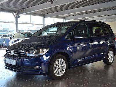 gebraucht VW Touran Comfortline avi ACC DWA SH DSG Easy Open