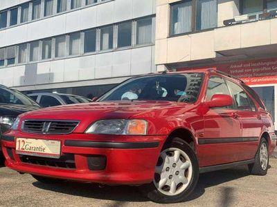 gebraucht Honda Civic 1.4i*KLIMA*TÜV-NEU*AHK*