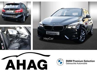 gebraucht BMW 220 Active Tourer Advantage Aut. Klimaaut. PDC