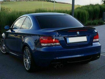 gebraucht BMW 123 Coupé d Coupe M-Paket/Scheckheft/Sportsit... als Sportwagen/ in Marienheide