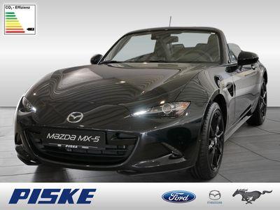 gebraucht Mazda MX5 SKYACTIV-G 184 SIGNATURE 2018 LEDER KAMERA