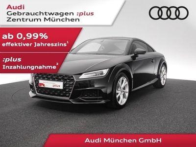 gebraucht Audi TT Coupé 40 TFSI S tronic Navi+/Leder/DAB