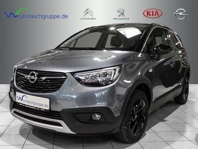 gebraucht Opel Crossland X Design Line 1.2 Direct Injection T