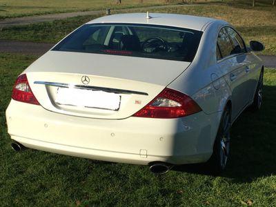 gebraucht Mercedes CLS320 CDI 7G-TRONIC DPF