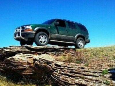 gebraucht Chevrolet Blazer (Benzin mit Prins Gasanlage)