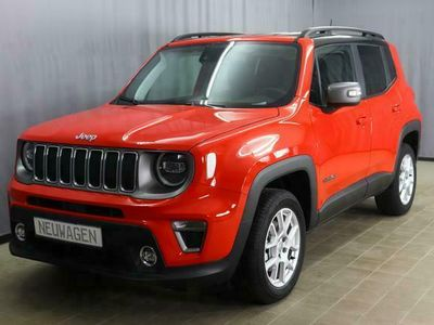 gebraucht Jeep Renegade Limited 1.3 180PS 4x4, Navigationssy...