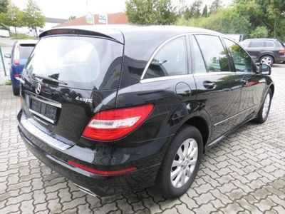 gebraucht Mercedes R350 CDI 4-Matic 1.Hd/SSD/S-Heft/Leder/Kamera/