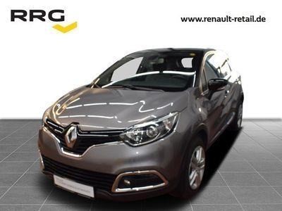 gebraucht Renault Captur 1.5 DCI 90 ECO² LUXE SUV