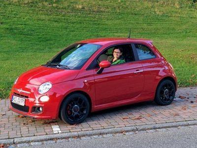 gebraucht Fiat 500 0.9 TwinAir Turbo Start&Stopp