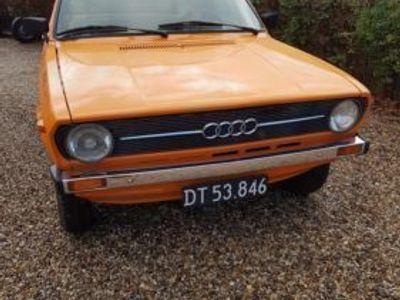 gebraucht Audi 50 1,1 Bauhjahr 1975 Original
