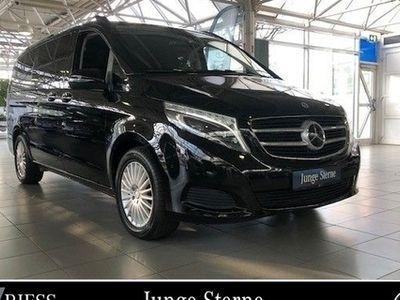 używany Mercedes V250 Extra/LED/Distr/Navi/Klima/7-Sitzer Spur-P