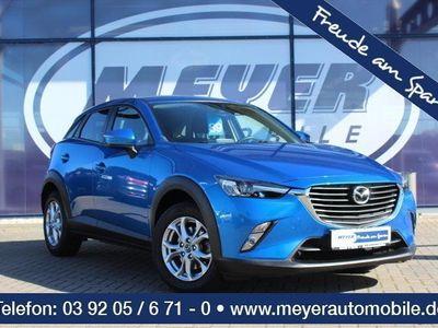 gebraucht Mazda CX-3 2.0 Skyactiv-G Exclusive-Line LED/SHZ/Lane-Assi/P
