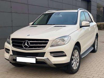 gebraucht Mercedes ML350 CDI BlueTEC M-Klasse Euro 6
