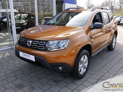 gebraucht Dacia Duster TCe 100 ECO-G 2WD Comfort LPG, PDC, Sitzh