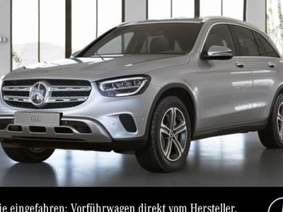 gebraucht Mercedes 200 GLCd 4M Exclusive Offroad LED AHK Kamera 9G