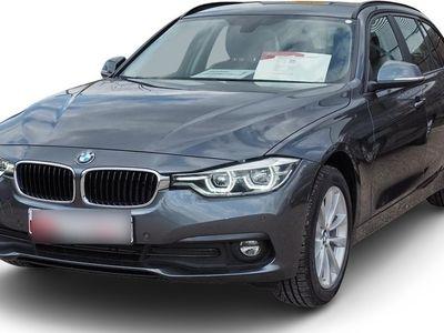 gebraucht BMW 318 318 d Touring Advantage Steptr. LED/Navi/PDC