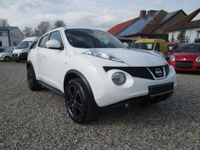 gebraucht Nissan Juke 1.6 CVT Acenta,Klimaautomatik,Tempomat