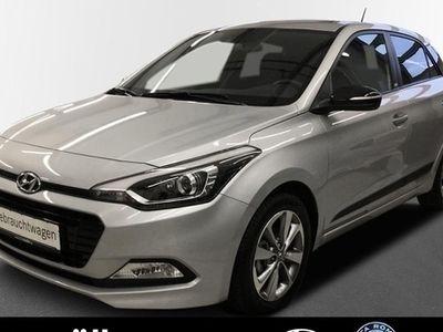 gebraucht Hyundai i20 1.2 Passion Plus