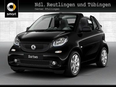 gebraucht Smart ForTwo Cabrio 66kW passion BRABUS tailor made DCT