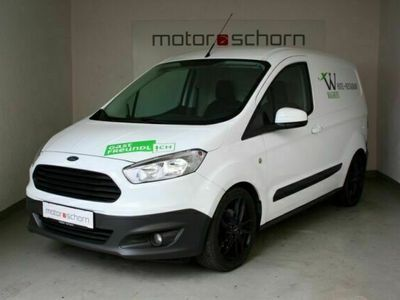 gebraucht Ford Transit Courier Trend *AHK*17Zoll*Klima* als Van/Kleinbus in Marktrodach