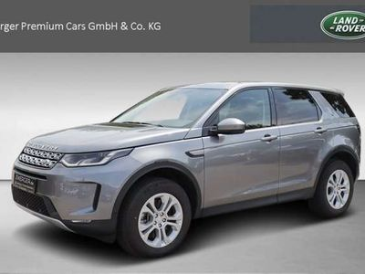 gebraucht Land Rover Discovery Sport D180 S AHK Pano Winterpaket uvm Bluetooth Navi