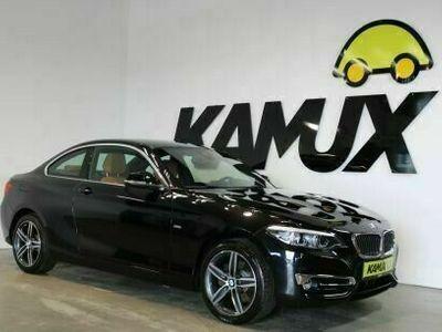 gebraucht BMW 220 i Steptronic Luxury Line+Navi+LED+HIFI+PDC