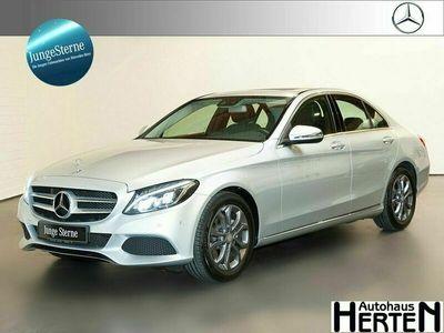 gebraucht Mercedes C180 LED,Schiebedach,Avantgarde,9-G-Tronic als Limousine in Düren
