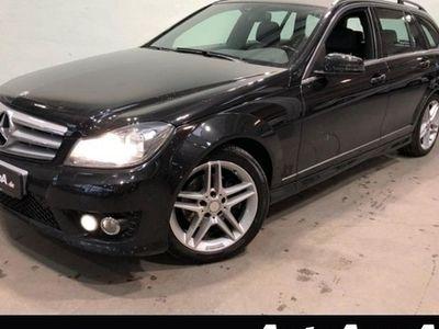 gebraucht Mercedes C250 CDI BE T AMG **COMAND/AHK/Sitzheizung