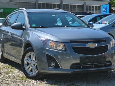 gebraucht Chevrolet Cruze LT+ /KAMERA/DISPLAY/NAVI/TÜV NEU/TEMPOMAT/