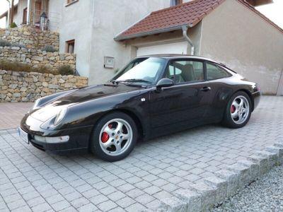 käytetty Porsche 993 C 4 mit SD, Serviceheft, Inzahl. AMG GT S