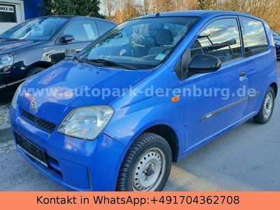 gebraucht Daihatsu Cuore 1.0 Plus Edition 25 *HU/AU-NEU! als Kleinwagen in Derenburg
