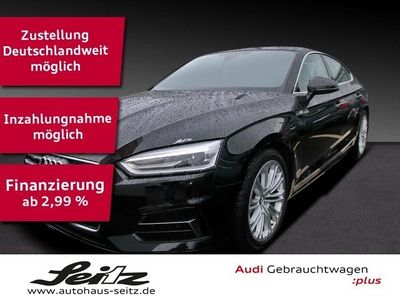 gebraucht Audi A5 Sportback 2.0 TDI qu sport XENON*NAVI*PDC