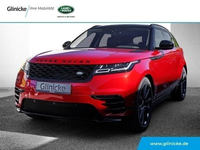 gebraucht Land Rover Range Rover Velar D275 R-Dynamic S Leder LED Navi Keyless e-Sitze ACC Rückfahrkam.