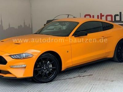 gebraucht Ford Mustang Coupe 2.3 Eco Boost Aut. 2018