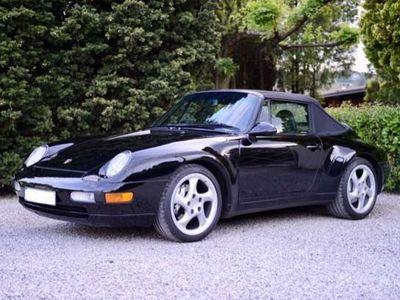 gebraucht Porsche 993 Cabrio 4