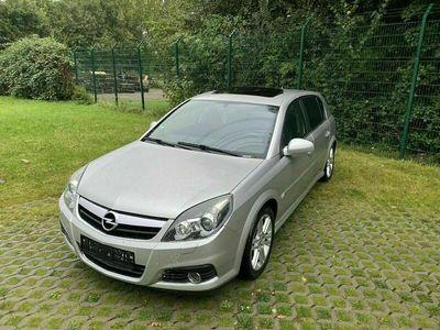 gebraucht Opel Signum 2.2 Facelift/T.leder/Navi/GSD/6gang