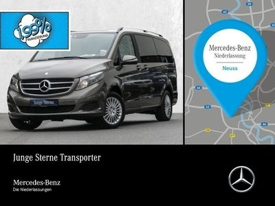 gebraucht Mercedes V250 lang 4M BT Edition Stdhzg Sportpak COMAND