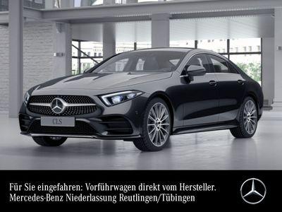 gebraucht Mercedes CLS300 d Cp. AMG WideScreen Multibeam Distr. PTS