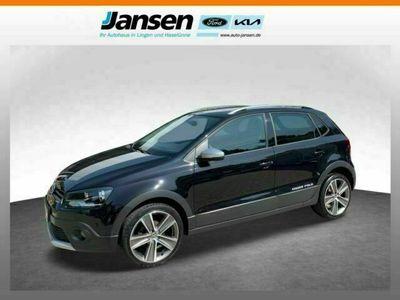 gebraucht VW Polo Cross V 1.2 TSI Polo + Leichtmetallfelge