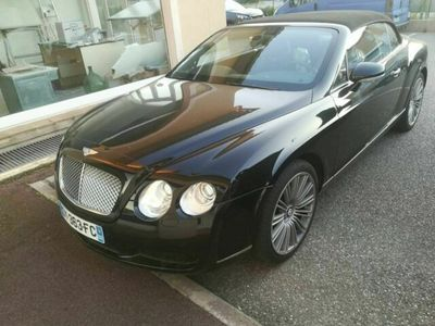 gebraucht Bentley Continental GTC 560PS 12V Cabrio /...