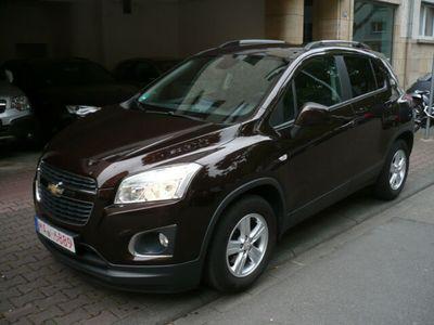 gebraucht Chevrolet Trax AWD