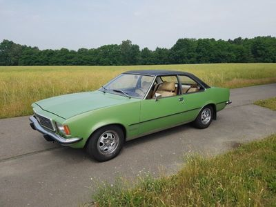gebraucht Opel Commodore B Coupe
