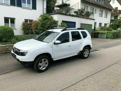 gebraucht Dacia Duster 4x4 Allrad | 1 Hand | TÜV NEU | Klima | Scheckheft