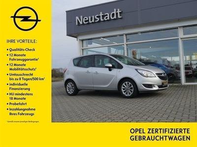gebraucht Opel Meriva B 1.4 Turbo drive Lenk- & Sitzheizung, Pa