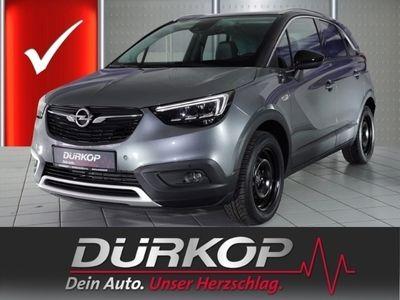 käytetty Opel Crossland X INNOVATION 1.2 Turbo LED Navi Parklenkass. Rückfahrkam. Fernlichtass. PDCv+h