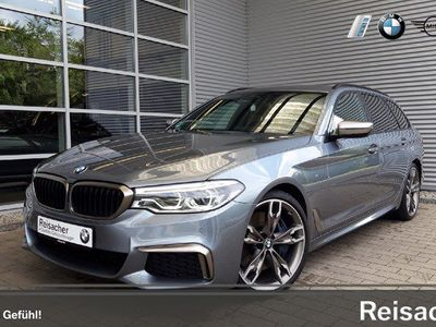 gebraucht BMW M550 d A xDrive Touring