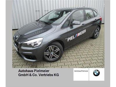 gebraucht BMW 218 Active Tourer d Sport Line Navi RFK AHK PDC